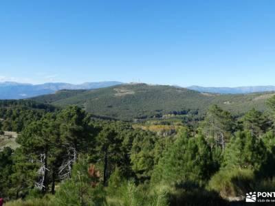 Real de San Vicente; mochila trekking senderismo singles madrid club de montaña madrid club montaña
